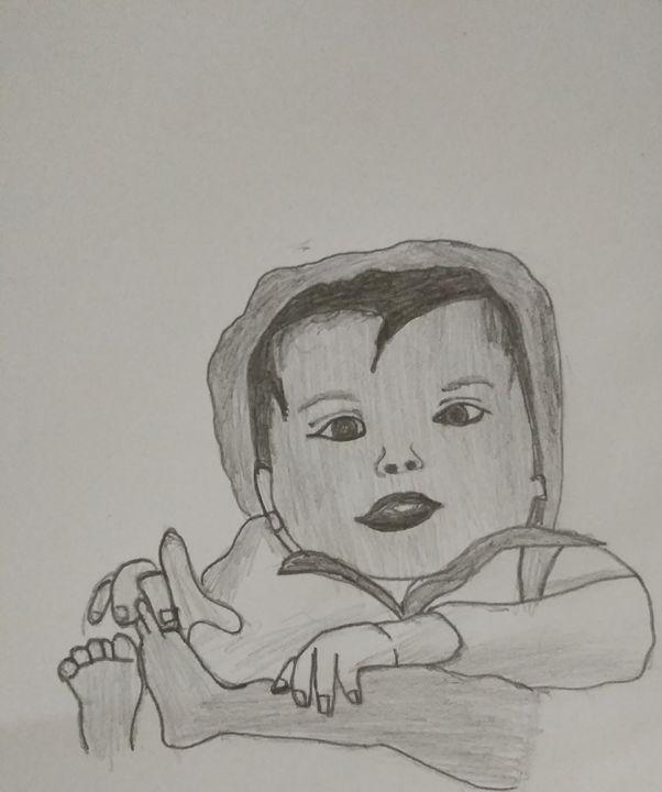 Child - ash