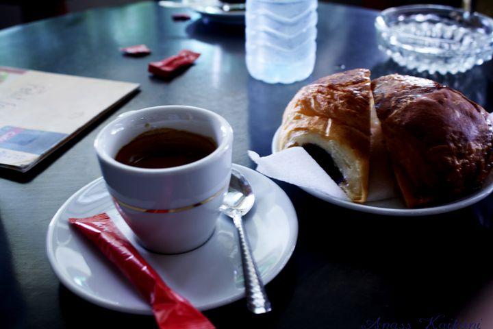 Morning coffe - Kaikani