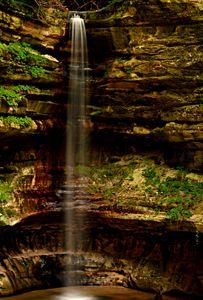 St Louis Canyon Falls 3