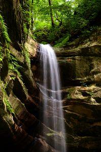 St Louis Canyon Falls 1