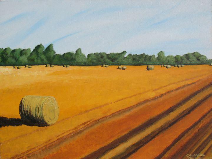 Take Me Home Country Roads - Chamiltonart - Artist Christopher Hamilton