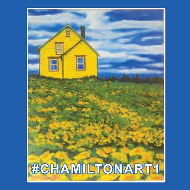 What's Over the Hill? - Chamiltonart - Artist Christopher Hamilton