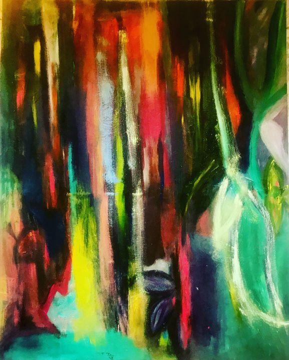 Greens - Kimberly Kristina Bales
