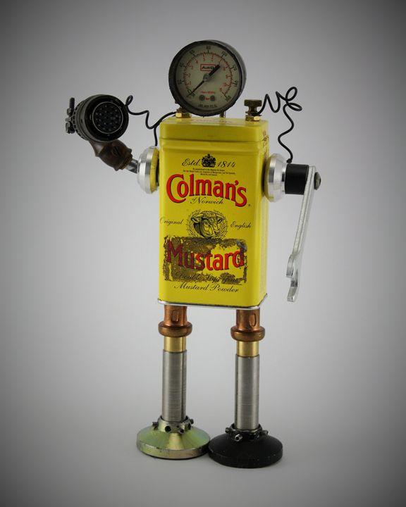 ColmanBot - SeekRbots