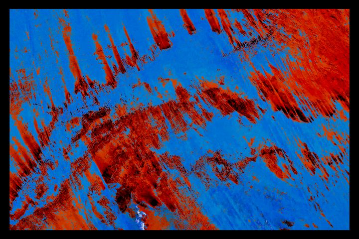 blue red wind 01 - Figments of my Pigments, my Imagination