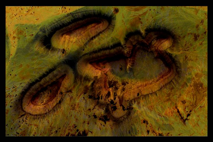 unusual 01 - Figments of my Pigments, my Imagination