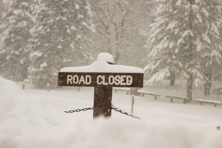 Seasonal Road Closure - SEGG Media
