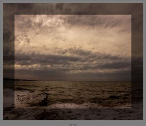 Stormy Day on Lake Michigan