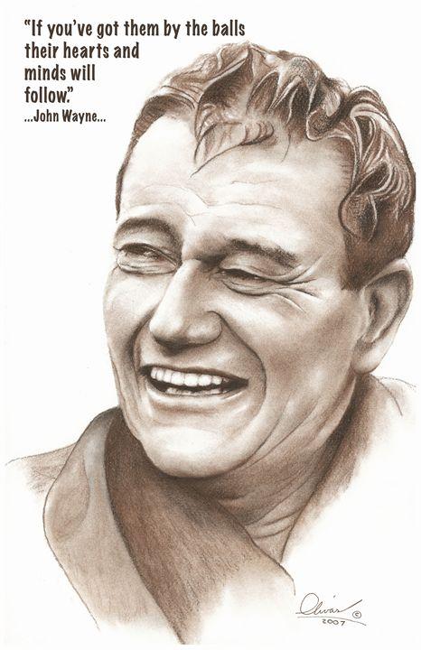 John Wayne/ballsy - 'The Olivas Collection'