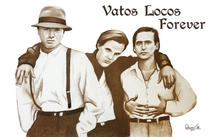 Vatos Locos Forever - 'The Olivas Collection'