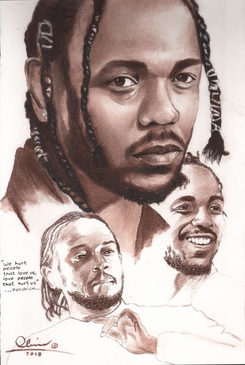 Kendrick Lamar - 'The Olivas Collection'