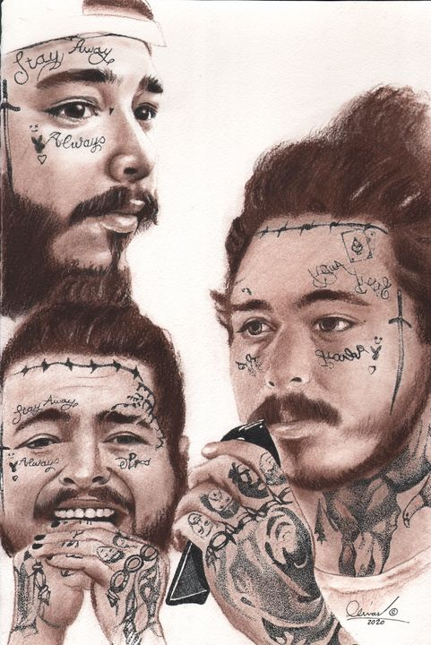 Post Malone - 'The Olivas Collection'