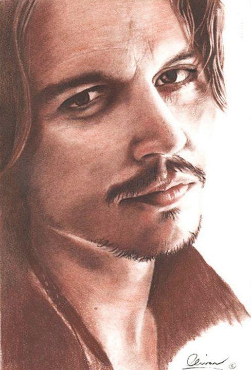 Johnny Depp - 'The Olivas Collection'