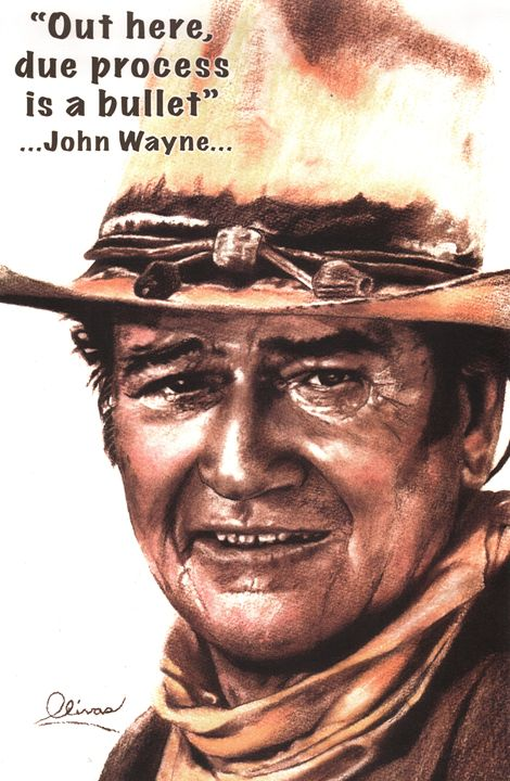Bullet, John Wayne - 'The Olivas Collection'