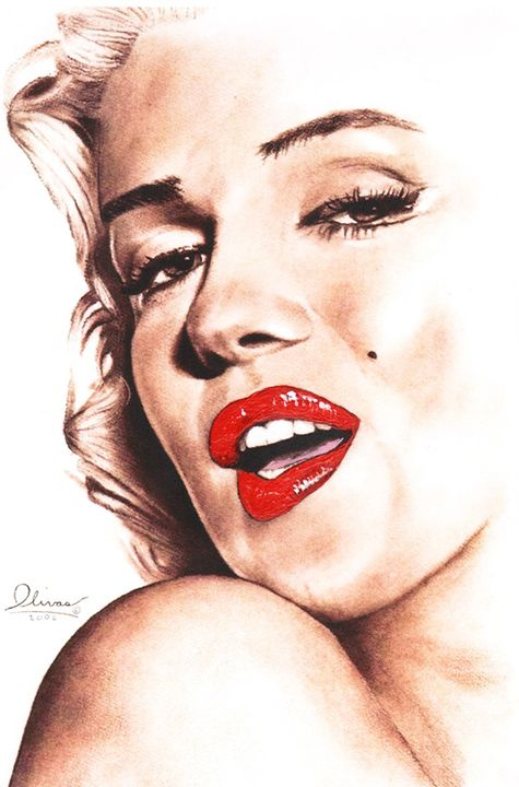 Marilyn #3 - 'The Olivas Collection'