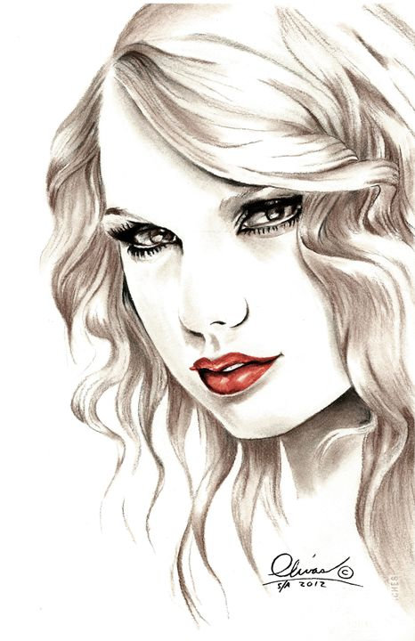 Taylor Swift - 'The Olivas Collection'