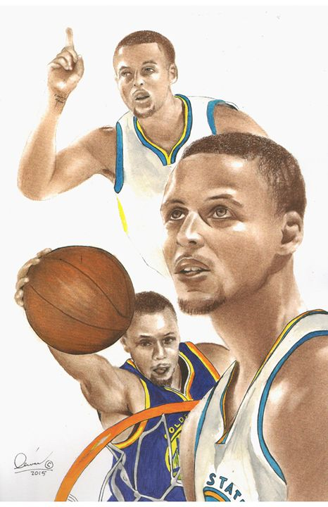 Seth Curry - 'The Olivas Collection'