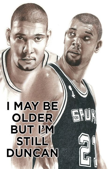 Tim Duncan - 'The Olivas Collection'