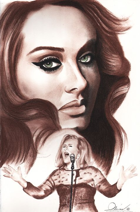 Adele - 'The Olivas Collection'