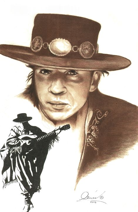 Stevie Ray Vaughan - 'The Olivas Collection'