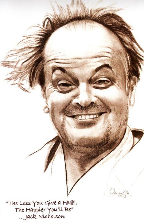 Jack Nicholson - 'The Olivas Collection'