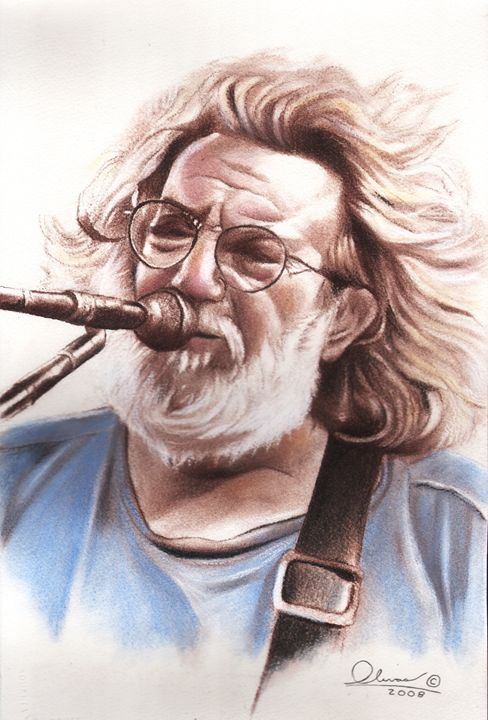 Jerry Garcia - 'The Olivas Collection'