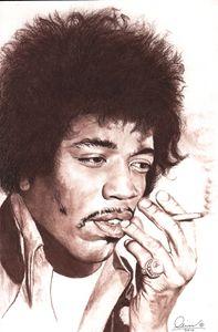 Jimi Hendrix#1