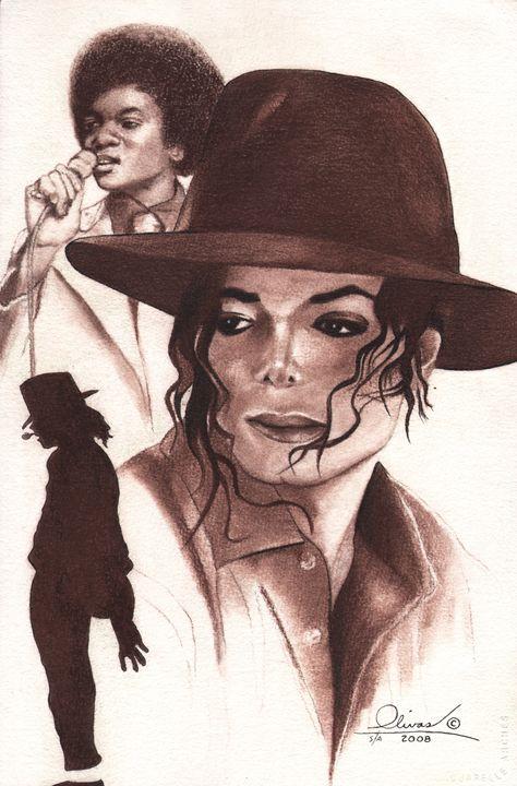 Michael Jackson #1 - 'The Olivas Collection'