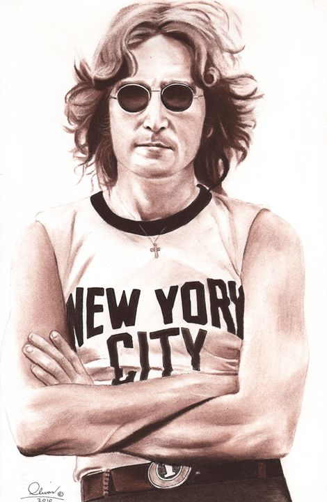 John Lennon #1 - 'The Olivas Collection'