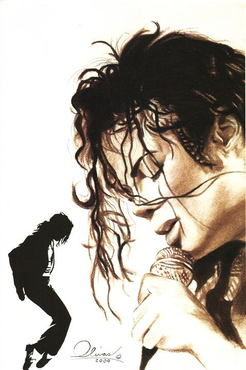 Michael Jack son #3 - 'The Olivas Collection'