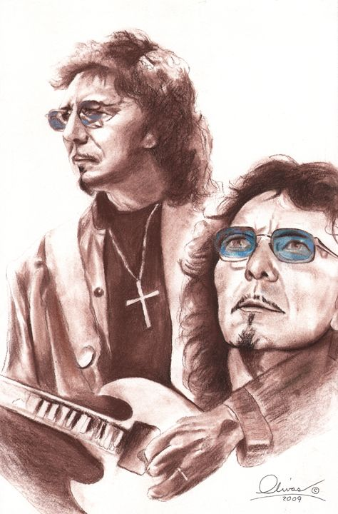 Tony Iommi - 'The Olivas Collection'