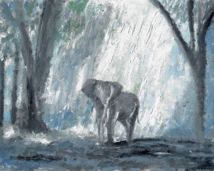 """""""Elephant"""" - GagaForArt"""
