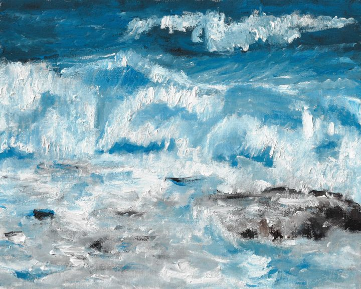 """Ocean"" - GagaForArt"
