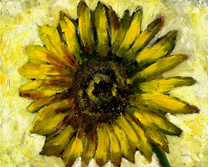 """Sunflower 5"""