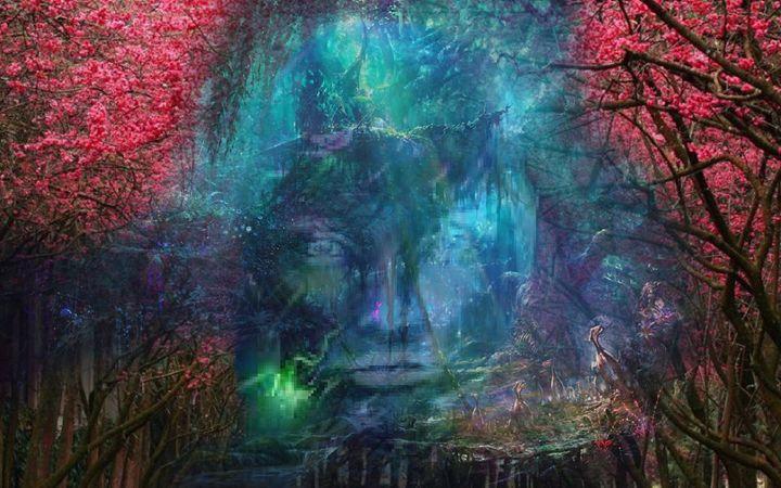 Enchanted Beauty - 1188