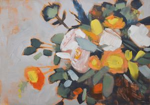 Autumn Bouquet - Rache Paints