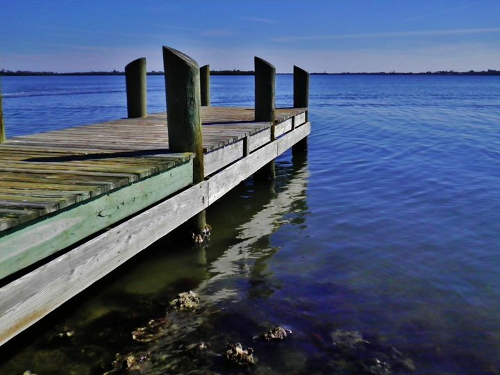 INDIAN RIVER LAGOON - C. A. Cerreto Art & Photography