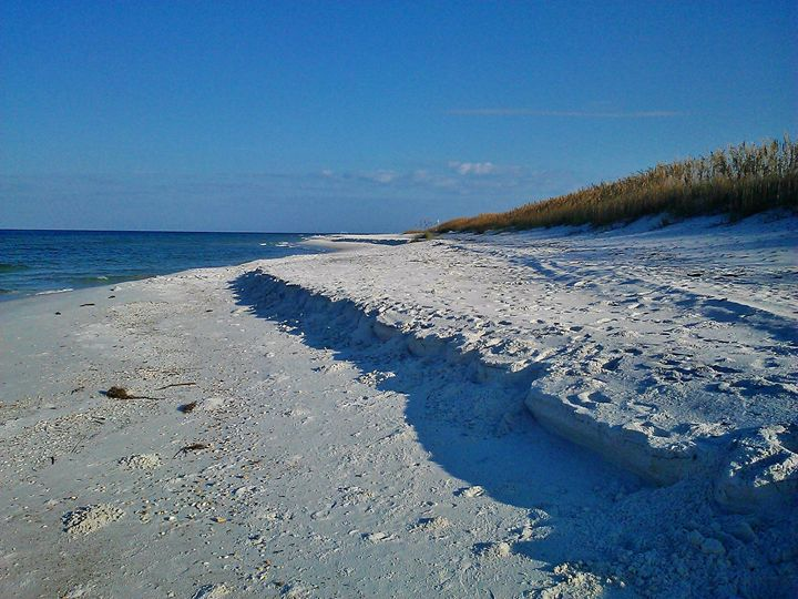 WHITE SAND BEACH - C. A. Cerreto Art & Photography