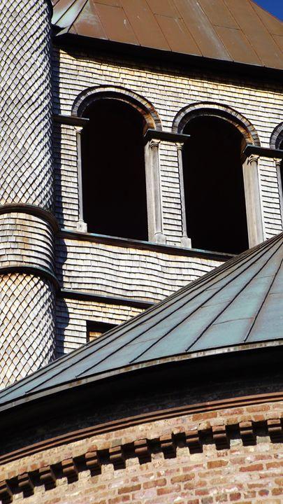 CIRCULAR CHURCH - C. A. Cerreto Art & Photography
