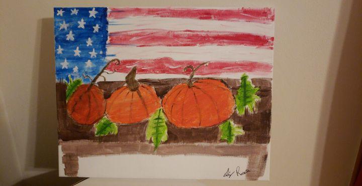 American Fall - Liz Roselle