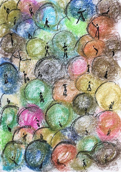 bubbles - Qmars