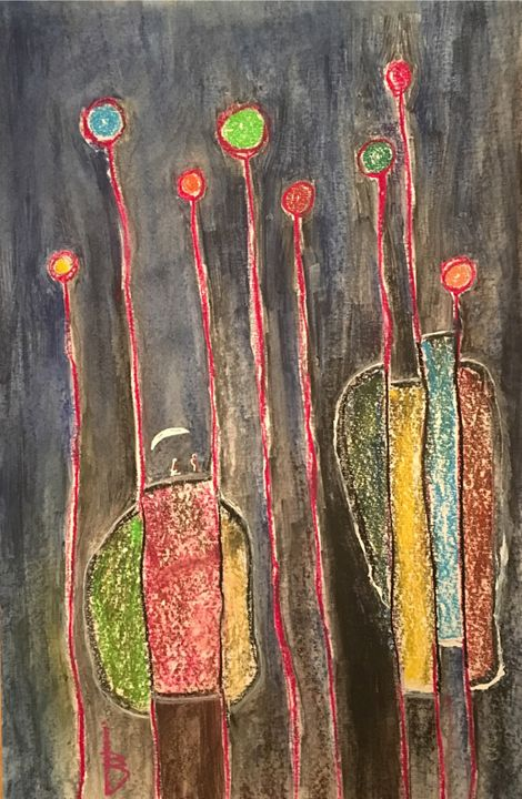 dwelling on dandelions - Qmars
