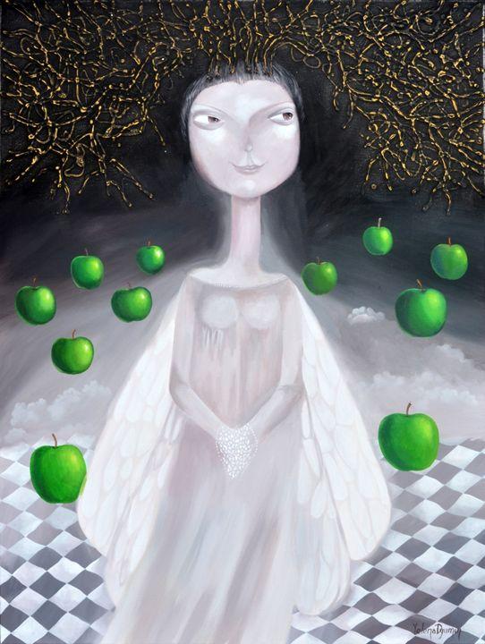 Magic night - Yelena Dyumin