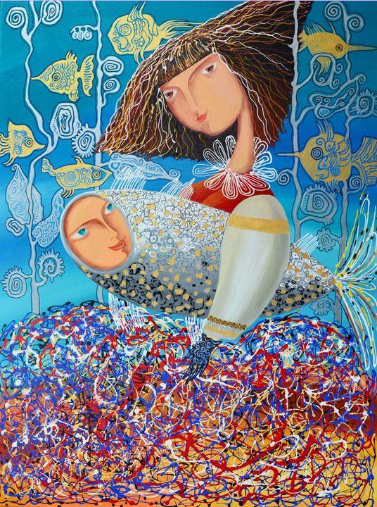 Their secrets - Yelena Dyumin