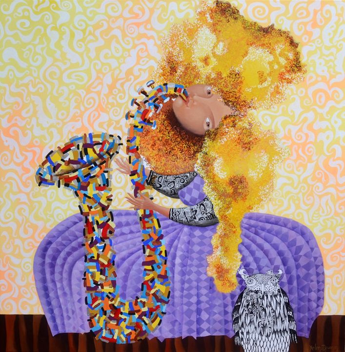 Dreamtime Jazz - Yelena Dyumin
