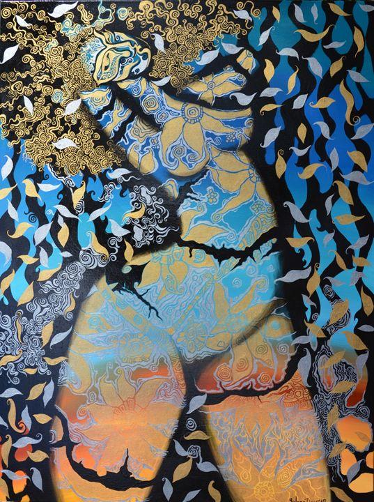 Golden Venus II - Yelena Dyumin
