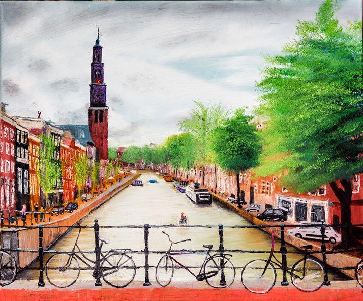 amsterdam - samuel hagag