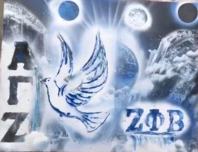 Zeta Dove - Owtlandish art
