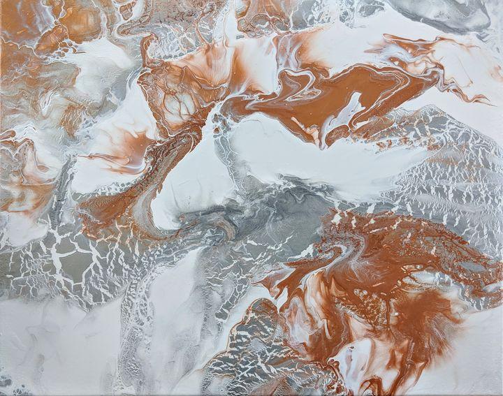 Granite II - Amber Lamoreaux Art