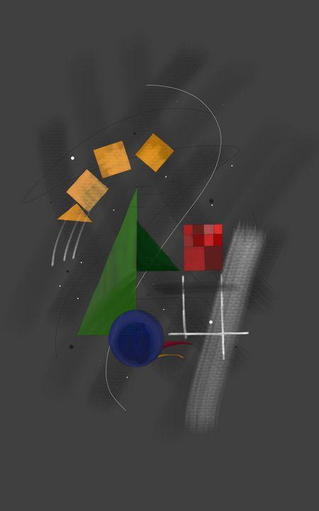 Composition XV - Sim.